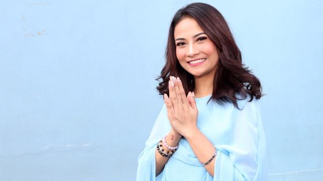 Diminta Klarifikasi soal DM IG, Vanessa Angel Tantang Dedy Susanto Bertemu (653336)