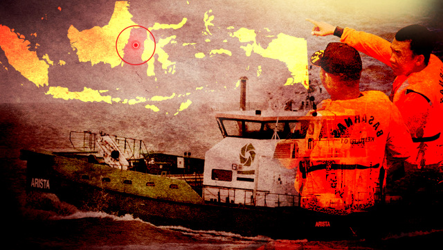 13 Korban Tewas KM Arista yang Tenggelam Tak Pakai Pelampung (214786)