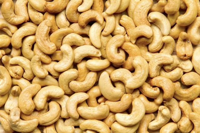 Ilustrasi kacang mede