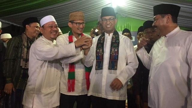 Anies-sandi di CNI Jakarta Barat.