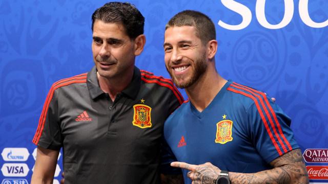 Lopetegui Saat Diperkenalkan Madrid: Saya Tetap Dukung Spanyol (335414)