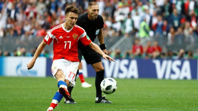 4 Pemain Bintang Timnas Rusia di Euro 2020, Ada Eks Real Madrid (4011)