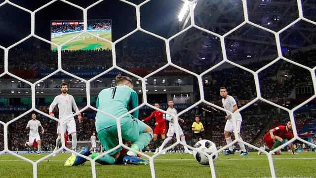 Cristiano Ronaldo, Pencetak 'Hat-trick' Tertua di Piala Dunia (83575)