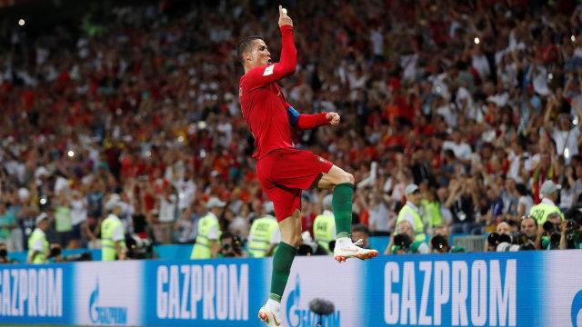 Ronaldo: Ini Adalah Peforma Terbaik Saya di Piala Dunia (371155)
