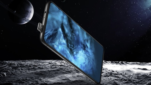 Ponsel Vivo Nex Pakai Kamera Selfie yang Bisa Nongol (57376)