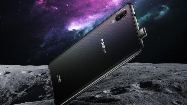 Ponsel Vivo Nex Pakai Kamera Selfie yang Bisa Nongol (57377)