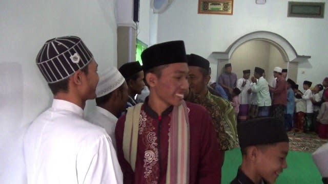 Muslim Aboge di Probolinggo Lebaran Hari Ini (1363656)
