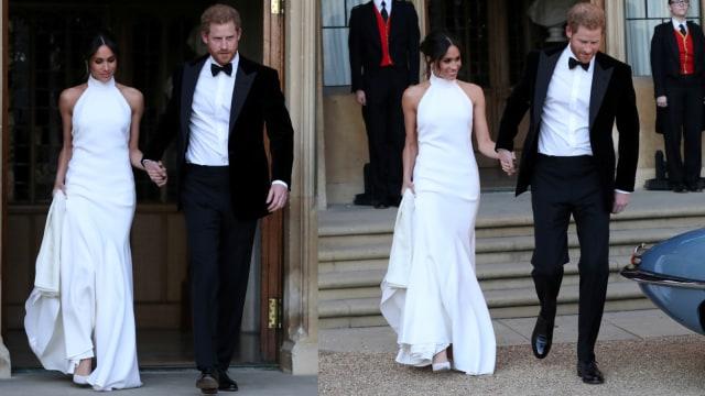Gaun Royal Wedding Stella McCartney