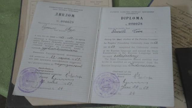 Dokumen Soesilo Toer