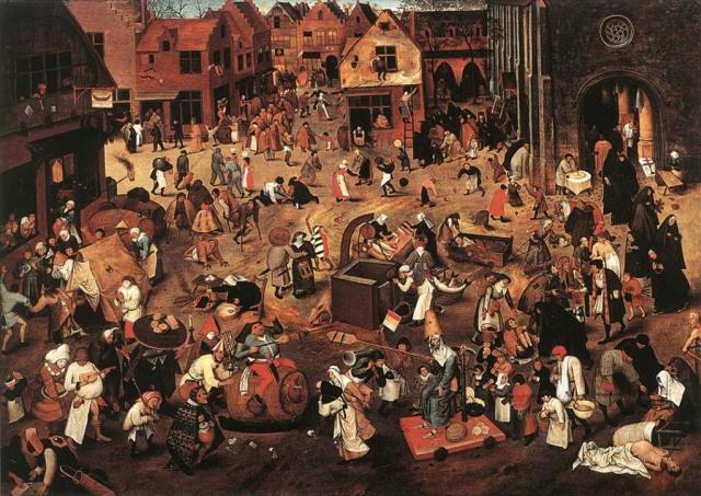 Zaman Kegelapan Eropa yang Serba Membingungkan (51899)