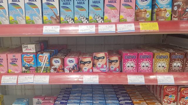 7 Jajanan Minimarket yang Lebih Sehat untuk Anak (30726)