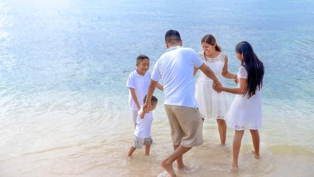 Traveling bersama keluarga