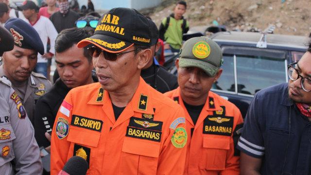Direktur Operasional Basarnas, Bambang Suryo