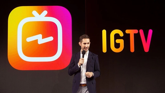 CEO Instagram, Kevin Systrom