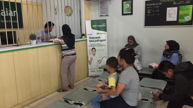 Pegadaian Jakarta Selatan