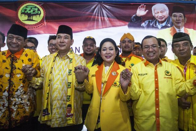 Kubu Tommy Soeharto: Munaslub Kubu Muchdi Pr Ilegal, DPW Tak Hadir (174723)