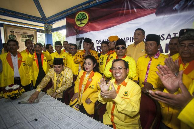 Kubu Tommy Soeharto: Munaslub Kubu Muchdi Pr Ilegal, DPW Tak Hadir (174722)