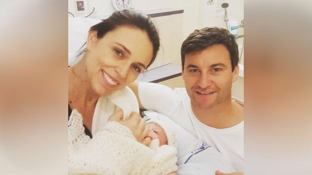 3 Hal Inspiratif dari PM Selandia Baru dan Kelahiran Anak Pertamanya (284703)