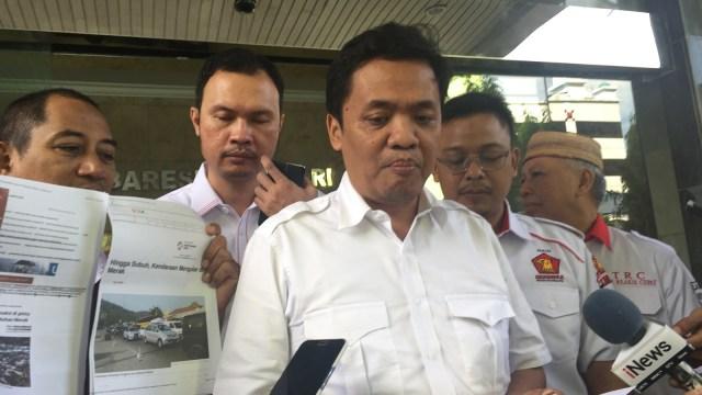 Habiburokhman Bawa Saksi-saksi Baru soal 'Mudik Neraka 2018' (155372)