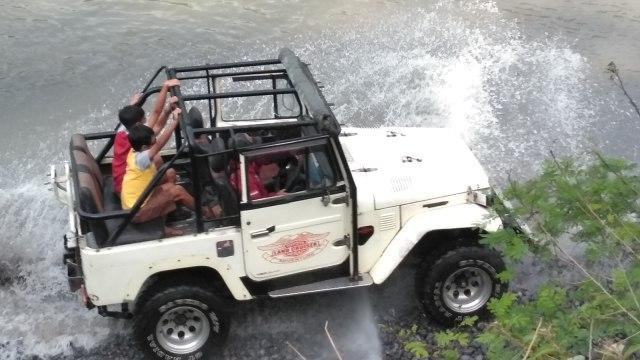Sejarah Munculnya Wisata Jip Lava Tour Merapi (2)