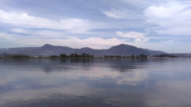 72 Gambar Alam Danau Toba Terlihat Keren