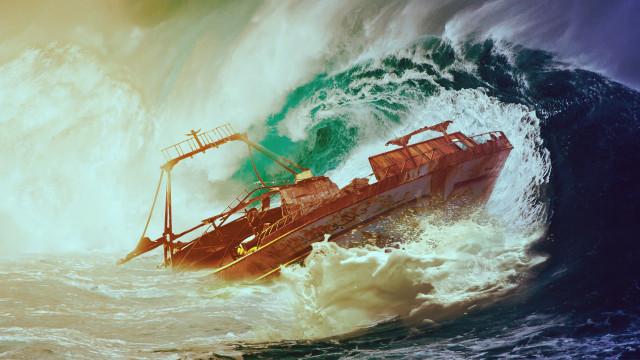 Tabrak Batang Pohon, Sebuah Perahu di Mali Tenggelam dan Tewaskan 20 Orang (250137)