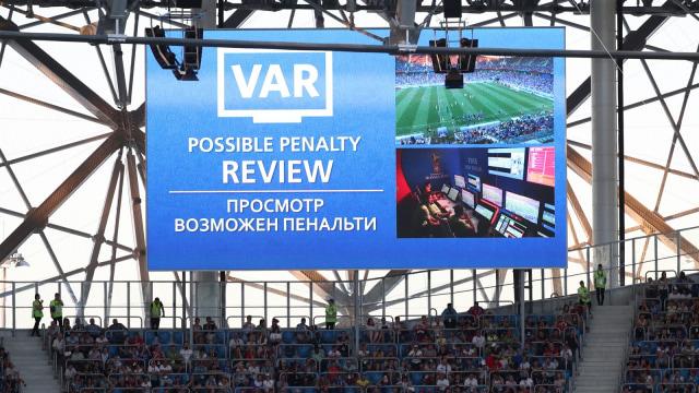 VAR Akhirnya Digunakan di UEFA Nations League (136339)