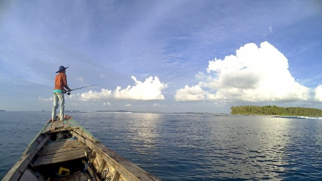 Pulau Lamun Objek Wisata di Aceh Singkil