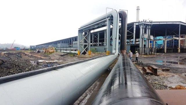 Peduli Lingkungan Sekitar, PT VDNI Bantu Air Bersih Untuk Warga Lingkar Tambang (163094)