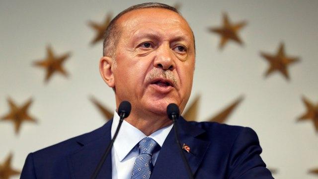Erdogan Salahkan Tirani Mesir atas Kematian Muhammad Mursi (101658)