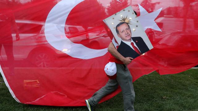Kemenangan Tayyip Erdogan