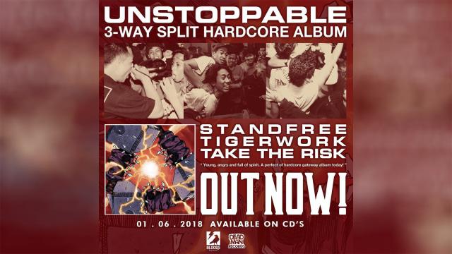 'Unstoppable', Sebuah Album Kolektif dari 3 Band Hardcore Pulau Jawa (527447)