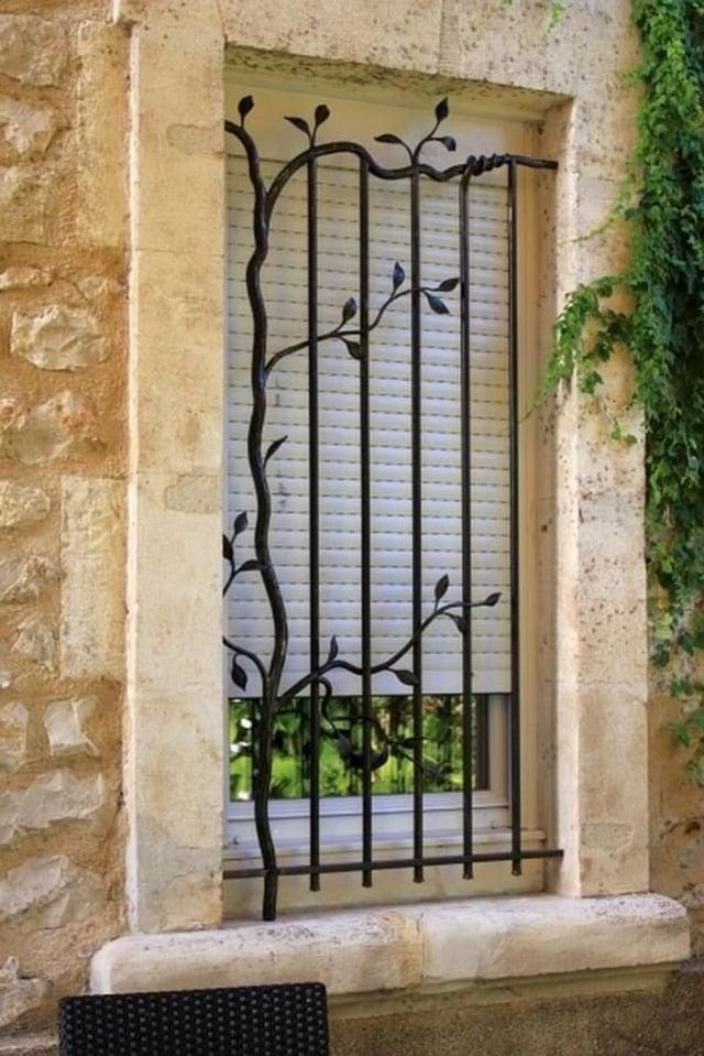 Yuk Simak 9 Inspirasi Teralis Jendela Untuk Rumah Impianmu