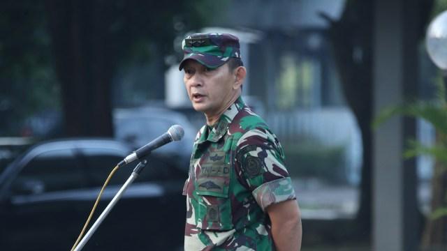 Kapuspen TNI Mayjen TNI M. Sabrar Fadhilah