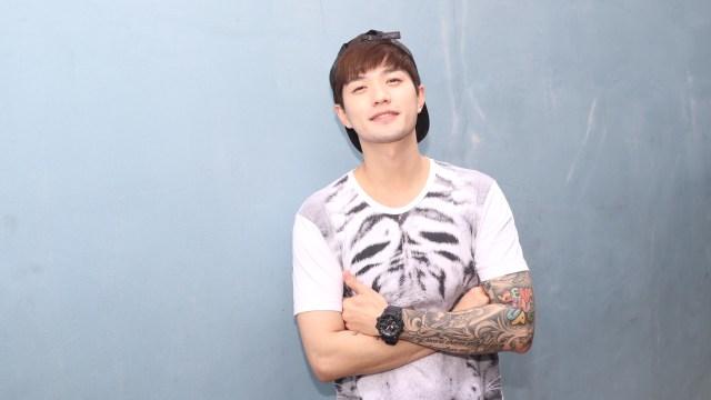 Presenter Lee Jeong Hoon