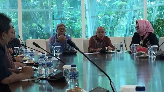 Konferensi pers Festival Banjar