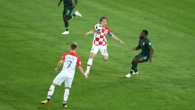 Tanpa Aroma Dendam di Laga Timnas Kroasia vs Spanyol (489730)