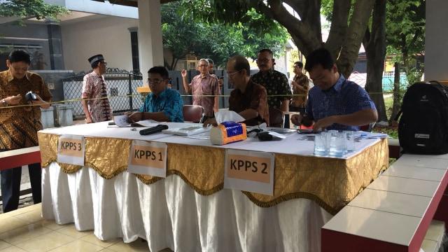 TPS tempat Deddy Mizwar menggunakan hak pilihnya