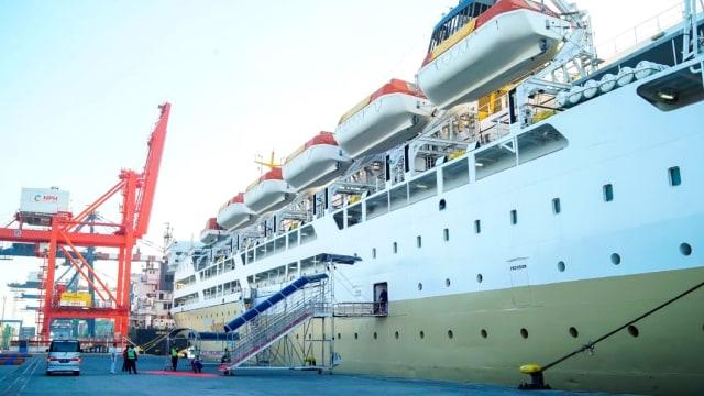 Kemenhub Gratiskan Biaya Pengiriman Bantuan Ke Palu Pakai Kapal Pelni Kumparan Com