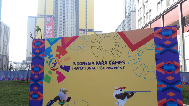 Countdown Asian Para Games