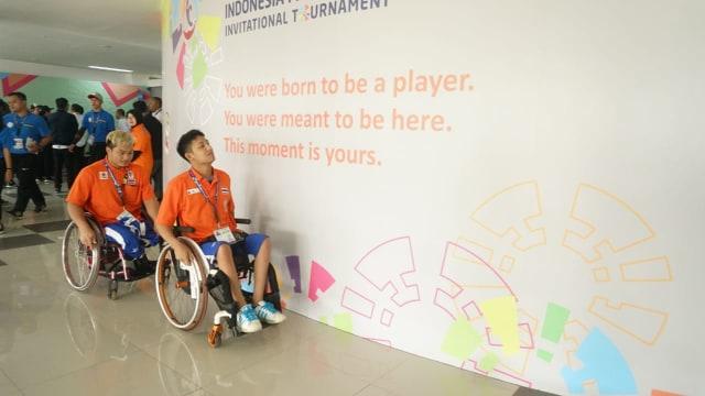 Fasilitas Atlet Asian Para Games