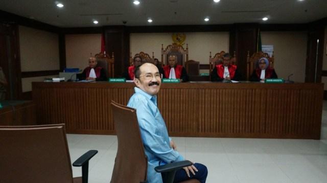 Jaksa KPK dan Fredrcih Yunadi Sama-sama Ajukan Banding (211425)
