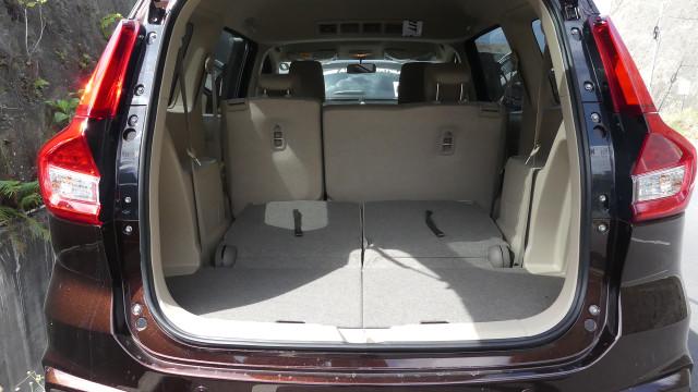 Detail interior All New Suzuki Ertiga