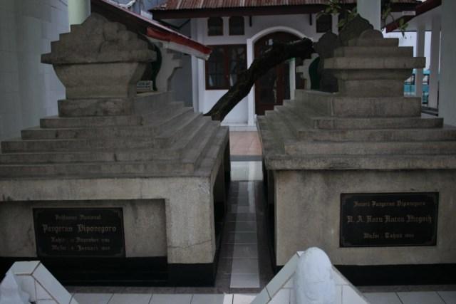 Makam Pangeran Diponegoro di Makassar