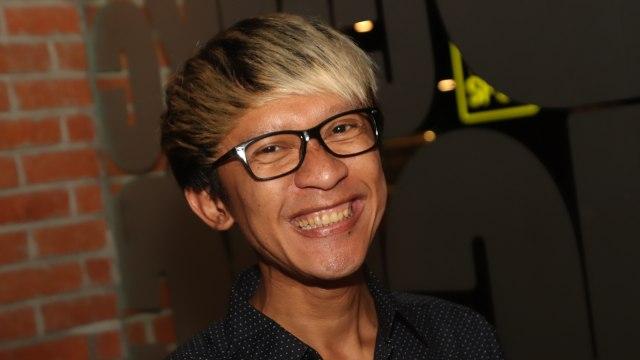 Komedian sekaligus pemain film Aming