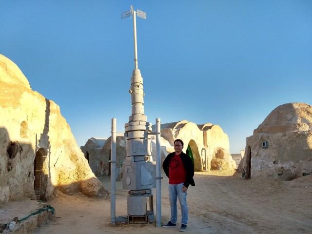 Mengunjungi 'Galaksi yang Jauh' di Tunisia (4525)