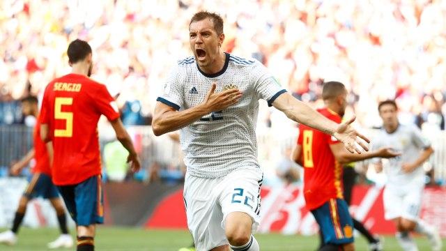 4 Pemain Bintang Timnas Rusia di Euro 2020, Ada Eks Real Madrid (4012)