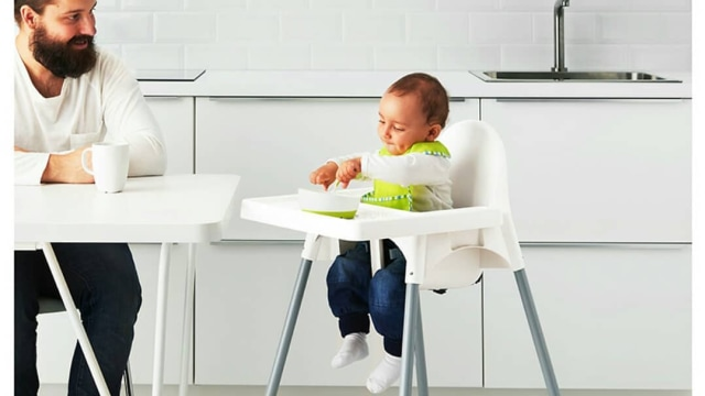42 Koleksi Gambar Kursi Makan Bayi HD Terbaru