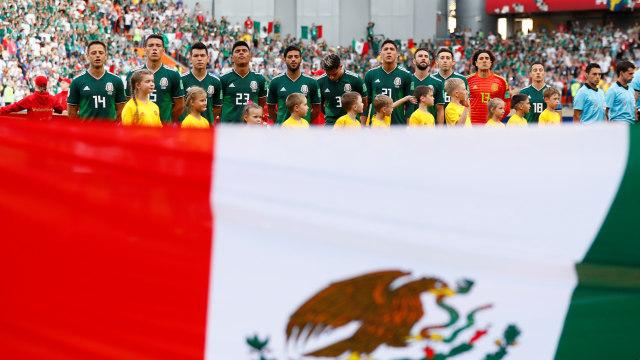 Meksiko vs Prancis: Prediksi Skor, Line Up, Head to Head & Jadwal Tayang (40416)