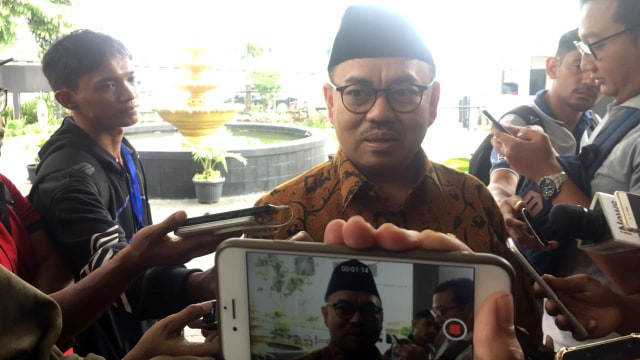 Sudirman Said Memutuskan Jadi Politikus (523109)